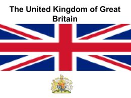 Write an essay about the united kingdom
